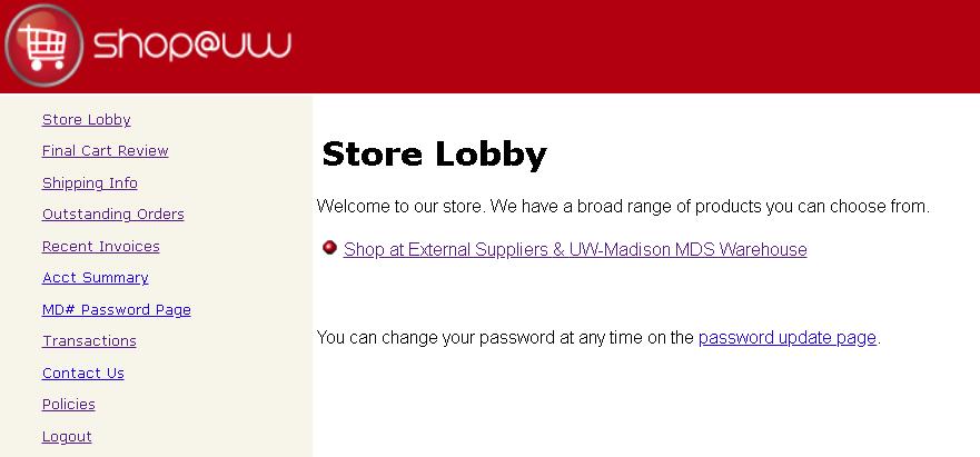 Shop@UW FAQ – Shop@UW – UW–Madison